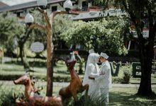 the wedding of Fahma and Albar by Royal Hotel Wedding Group