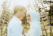 Post Wedding Of Muiz & Putri by Platoo
