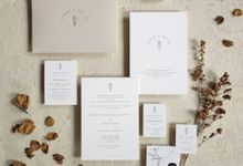 Albert And Novita by Vinas Invitation