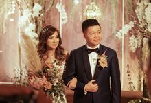 The Wedding of Tiffany & Ivanov at Grand Hyatt - The Residence Onfive by La Oficio Entertainment