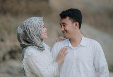The Prewedding - Irfan & Dini by Vaxlera