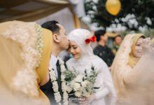 Intimate Wedding Rahma & Angga by Peh Potret