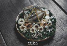 Rifany & Fajar Wedding by renjaa photography