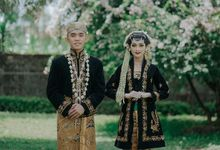 wedding Romadhon & Vita by Athana_Photography