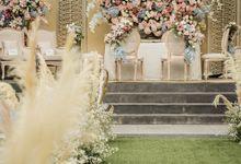 Yesha & Prass Wedding by Nicca