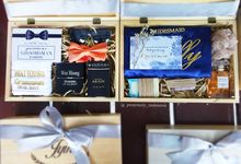Irfan & Seeman - Bridemaid & Groomsmen Gift by Perpetuity_Indonesia