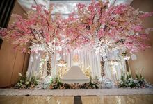 The Wedding of A & N by GLORIOSA DECORATION