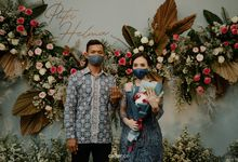 The Engagement of Putri & Helma by Seserahan By Uzima