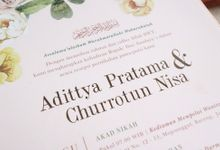 Adit And Nisa by Vinas Invitation