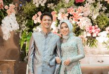 Wedding of Firda & Nizal by Minity Catering