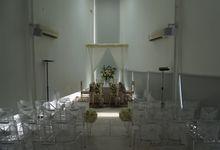 Wedding of Cahya & Diva by Chakra Venue