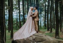 Riska dan Ferry Prewedding by renjaa photography