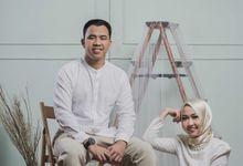 Prewedding Dewi & Ibrahim by airwantyanto project