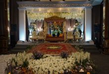 Wedding of Cahya & Diva by Chakra Venue