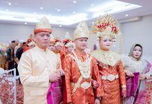 The Wedding Of Amir & Eci by Platoo