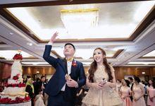 Edwin and Cindy Wedding at Mandarin Oriental by FCG