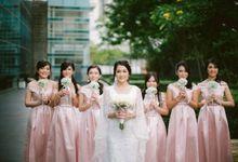Wedding of Jonathan & Stella by Pullman Jakarta Central Park