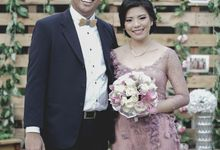 Dion & Connie Wedding Day by renjaa photography