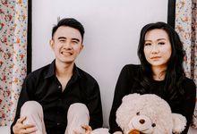 Mulyadi & Melysa Pre-wedding Studio by Everlasting Frame
