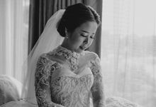 The Wedding of Tommy & Sayomi by William Saputra Photography