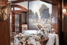 Jovita & Liem Wedding at Merchantile by Fiori.Co