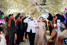 The Wedding of Oscar & Laura by Bantu Manten wedding Planner and Organizer