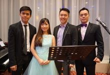 MC Entertainment For Lexy & Christin by One Group Entertainment & Organizer