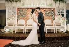The Wedding Febri & Kevin by Menuai Rasa Photo