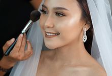 Bride Makeup by Makeupbyjovanca