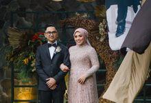 Taman Kajoe | Intimate Kendy & Dimas by diskodiwedding