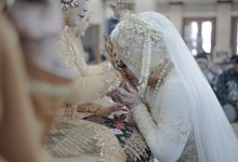 Wedding of Dinda & Aji by HMPhotoshoot