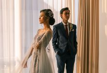 Putri & Kharis Wedding by Tesera Pictures