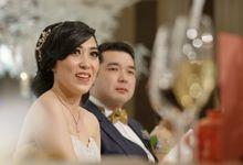 Shangri-la Hotel - Alvin & Jayanti by Maestro Wedding Organizer