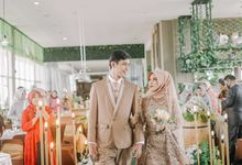 Intimate Wedding | Niar & Dhani by Arisma Event Management