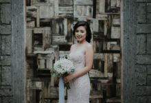 The Wedding of Endy & Thea by williamsaputra