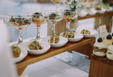 Pernikahan Rima & Reza by Medina Catering