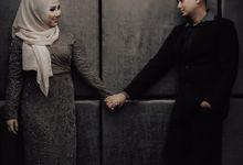 Pre-Wedding by Yosye Hamid Photography