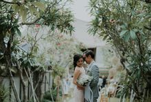 The Wedding of Endy & Thea by William Saputra Photography