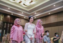 Wedding Quanita & Fauzi by Geli Senja Cinefoto