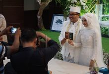 Fitri & Dicky by Glows Wedding Planner