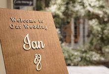 Wedding Adrian & Nyna 2 Maret 2019 by Priceless Wedding Planner & Organizer