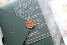 Herry And Fannia by Vinas Invitation