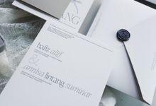 Hafiz And Lintang by Vinas Invitation