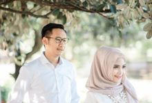 Prewedding Mila & Bima by Amphoto