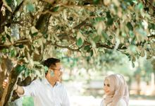 Prewedding Mila & Bima by Amphoto