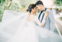 Kit & Michelle Wedding Preview by Rule of Thirds by Jr Salonga Photography