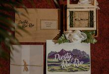 Diesty & Rio Wedding by Get Her Ring