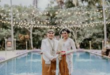 Arianti & Satria Wedding by Get Her Ring