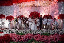 The Wedding of Sapta & Nancy by MOL Entertainment