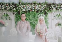 Wedding Reza & Vina by Hyra Story